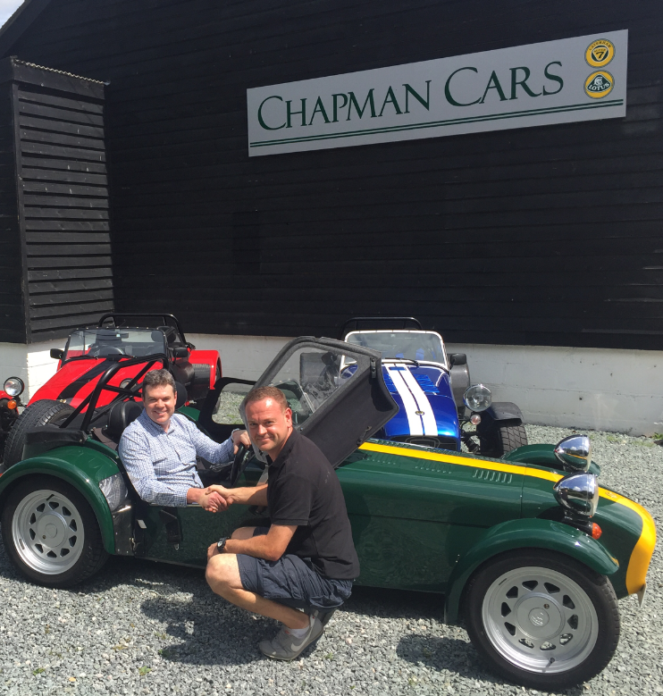 Used Caterham 7 For Sale: Caterham Car For Sale