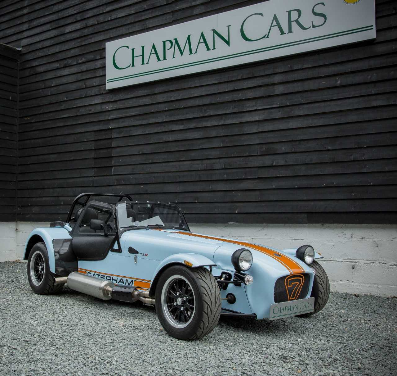 Used Caterham 7 For Sale: * NOW SOLD * Caterham 420R (2017) 695 Miles